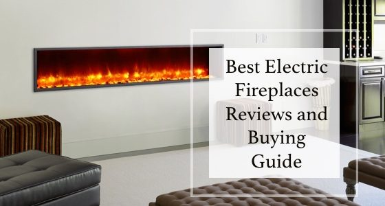 10 Best Electric Fireplace Reviews 2020 – [ Buyer's Guide ]