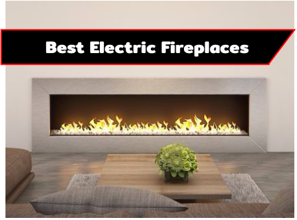 Best rated electric fireplace