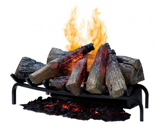 Electric Fireplace Insert 2021