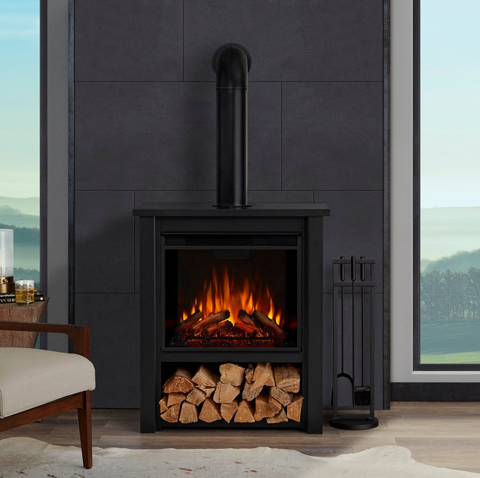 Electric Fireplace Heater 2021