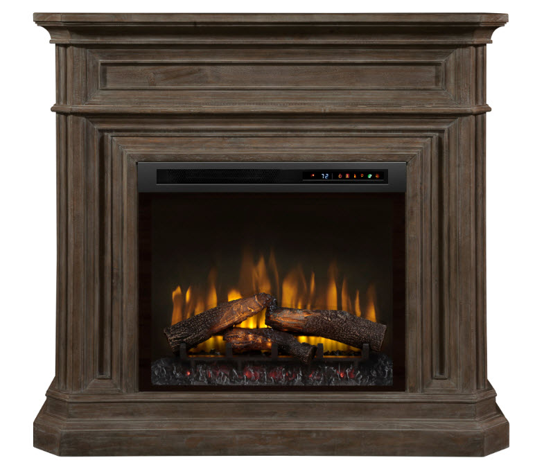 Electric Fireplace Built In 2020