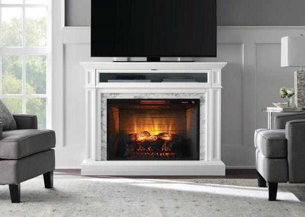 Top Rated Electric Fireplace Tv Stand