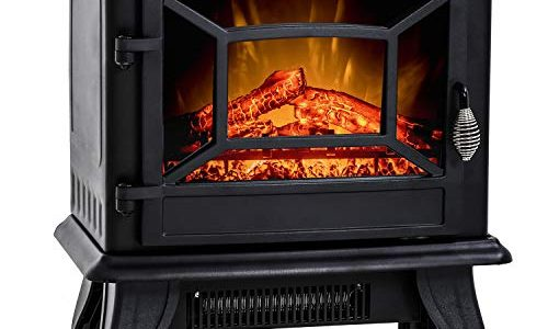 10 Best Electric Fireplace Stove Reviews 2021- [Buyers Guide]